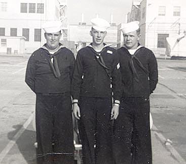 DesBase San Diego 1952