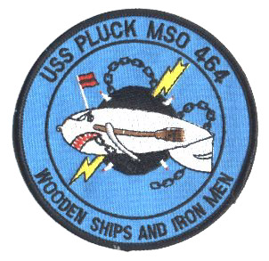 Patch worn by crew members 1966-1967
